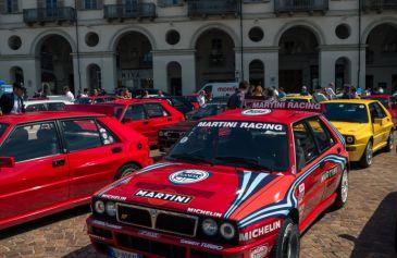Lancia Delta Sotto la Mole 7 - Salone Auto Torino Parco Valentino