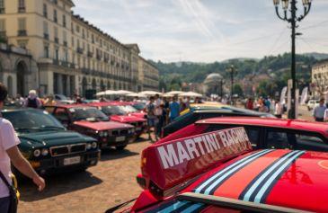 Lancia Delta Sotto la Mole 44 - Salone Auto Torino Parco Valentino