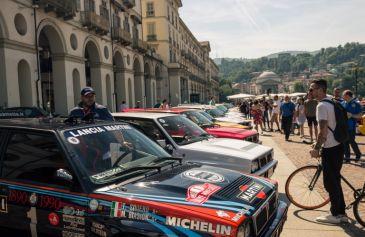 Lancia Delta Sotto la Mole 46 - Salone Auto Torino Parco Valentino