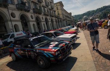 Lancia Delta Sotto la Mole 48 - Salone Auto Torino Parco Valentino