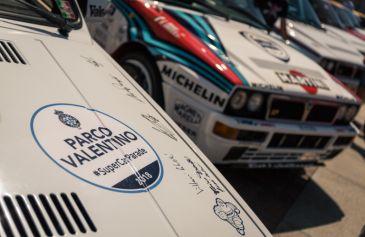 Lancia Delta Sotto la Mole 49 - Salone Auto Torino Parco Valentino