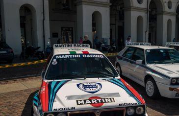 Lancia Delta Sotto la Mole 51 - Salone Auto Torino Parco Valentino