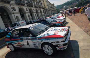 Lancia Delta Sotto la Mole 52 - Salone Auto Torino Parco Valentino
