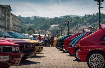 Lancia Delta Sotto la Mole 2 - Salone Auto Torino Parco Valentino