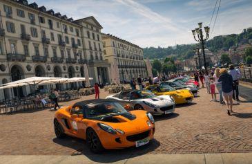 Meeting Lotus 7 - Salone Auto Torino Parco Valentino