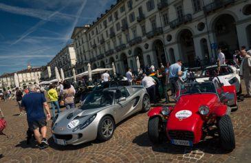 Meeting Lotus 8 - Salone Auto Torino Parco Valentino