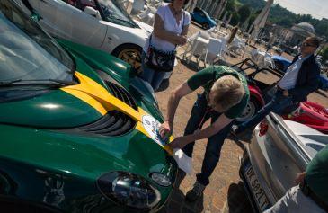 Meeting Lotus 12 - Salone Auto Torino Parco Valentino