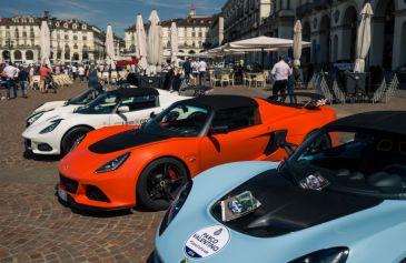 Meeting Lotus 3 - Salone Auto Torino Parco Valentino