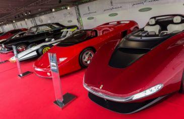 Mostra Prototipi 2 - Salone Auto Torino Parco Valentino