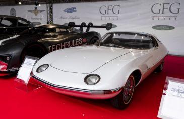 Mostra Prototipi 16 - Salone Auto Torino Parco Valentino