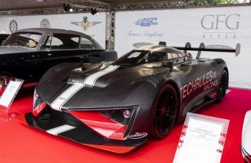 Mostra Prototipi 17 - Salone Auto Torino Parco Valentino