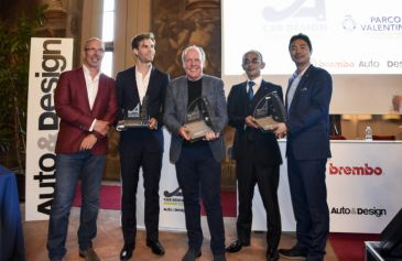 Car Design Award 2018 7 - Salone Auto Torino Parco Valentino