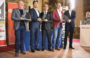 Car Design Award 2018 10 - Salone Auto Torino Parco Valentino