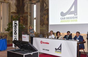 Car Design Award 2018 23 - Salone Auto Torino Parco Valentino