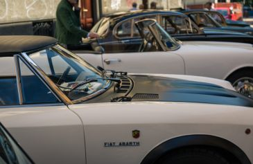 Raduno Auto Rotary 10 - Salone Auto Torino Parco Valentino