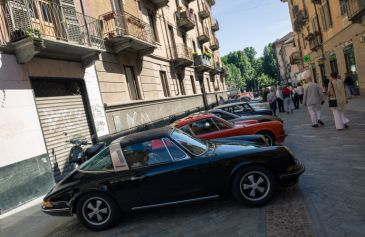 Raduno Auto Rotary 6 - Salone Auto Torino Parco Valentino