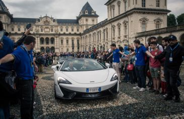 Supercar Night Parade 12 - Salone Auto Torino Parco Valentino