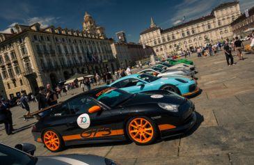 The Porsche Run 4 - Salone Auto Torino Parco Valentino