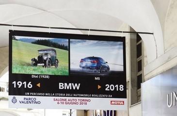 Un percorso nella Storia dell'Automobile 17 - Salone Auto Torino Parco Valentino
