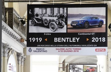 An itinerary through the automobile history 20 - Salone Auto Torino Parco Valentino