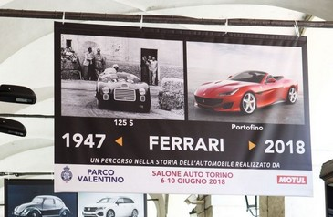 An itinerary through the automobile history 28 - Salone Auto Torino Parco Valentino