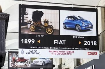 Un percorso nella Storia dell'Automobile 5 - Salone Auto Torino Parco Valentino