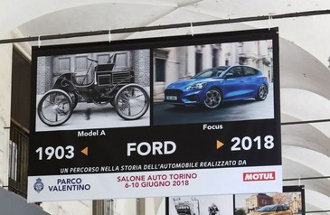 An itinerary through the automobile history 8 - Salone Auto Torino Parco Valentino
