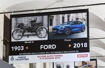Un percorso nella Storia dell'Automobile 8 - Salone Auto Torino Parco Valentino