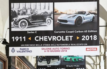 An itinerary through the automobile history 14 - Salone Auto Torino Parco Valentino