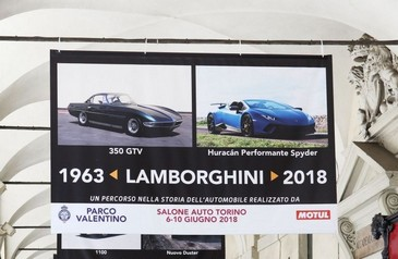 An itinerary through the automobile history 37 - Salone Auto Torino Parco Valentino