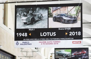 An itinerary through the automobile history 32 - Salone Auto Torino Parco Valentino