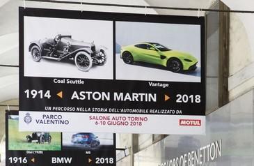 Un percorso nella Storia dell'Automobile 15 - Salone Auto Torino Parco Valentino