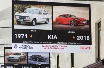 Un percorso nella Storia dell'Automobile 41 - Salone Auto Torino Parco Valentino