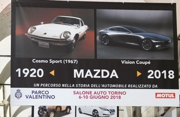 An itinerary through the automobile history 21 - Salone Auto Torino Parco Valentino