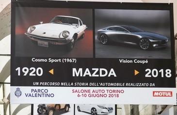 Un percorso nella Storia dell'Automobile 21 - Salone Auto Torino Parco Valentino