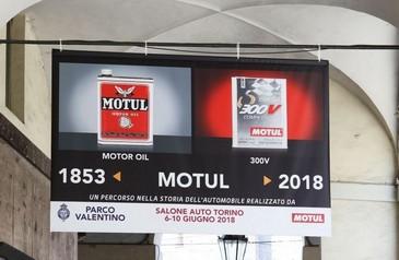 Un percorso nella Storia dell'Automobile 47 - Salone Auto Torino Parco Valentino