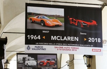 An itinerary through the automobile history 38 - Salone Auto Torino Parco Valentino