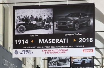 An itinerary through the automobile history 16 - Salone Auto Torino Parco Valentino