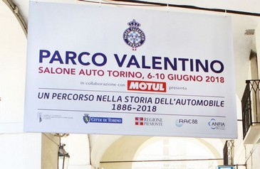 An itinerary through the automobile history 48 - Salone Auto Torino Parco Valentino