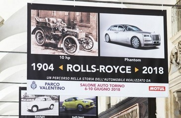An itinerary through the automobile history 9 - Salone Auto Torino Parco Valentino