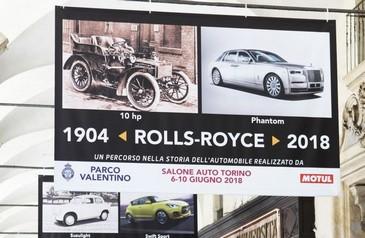 Un percorso nella Storia dell'Automobile 9 - Salone Auto Torino Parco Valentino
