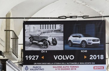An itinerary through the automobile history 22 - Salone Auto Torino Parco Valentino