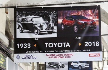 An itinerary through the automobile history 24 - Salone Auto Torino Parco Valentino