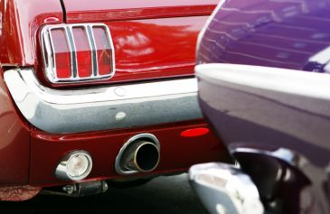 USA Cars Meeting Volume II 12 - Salone Auto Torino Parco Valentino