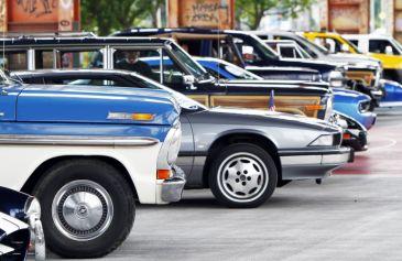 USA Cars Meeting Volume II 17 - Salone Auto Torino Parco Valentino