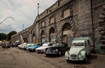 100 anni di Citroën  4 - Salone Auto Torino Parco Valentino