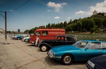 100 anni di Citroën  7 - Salone Auto Torino Parco Valentino
