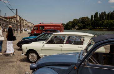 100 anni di Citroën  22 - Salone Auto Torino Parco Valentino