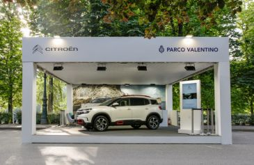Auto Esposte 40 - Salone Auto Torino Parco Valentino