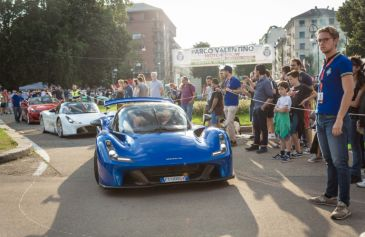 Dallara Stradale Meeting 2 - Salone Auto Torino Parco Valentino